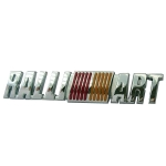 BADGE - LANCER RALLIART GRILL EMBLEM