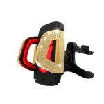 ONGO - VEHICLE MOUNTED MOBILE SCAFFOLD OUTLET AIR OUTLET RED GOLDEN